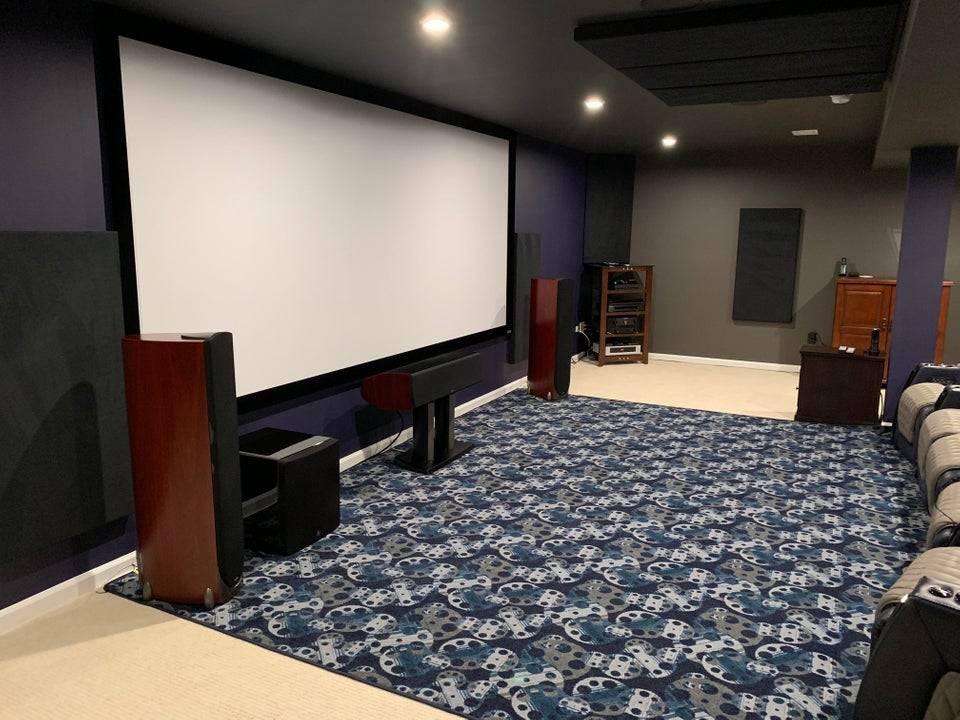 polaricicle's Setup - Home Theater Setup from Reddit's PhantomRegiment   Scooget