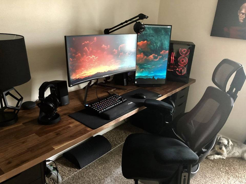 markscooge's Setup - Battlestation from Reddit's ProximityCoverageOnly | Scooget