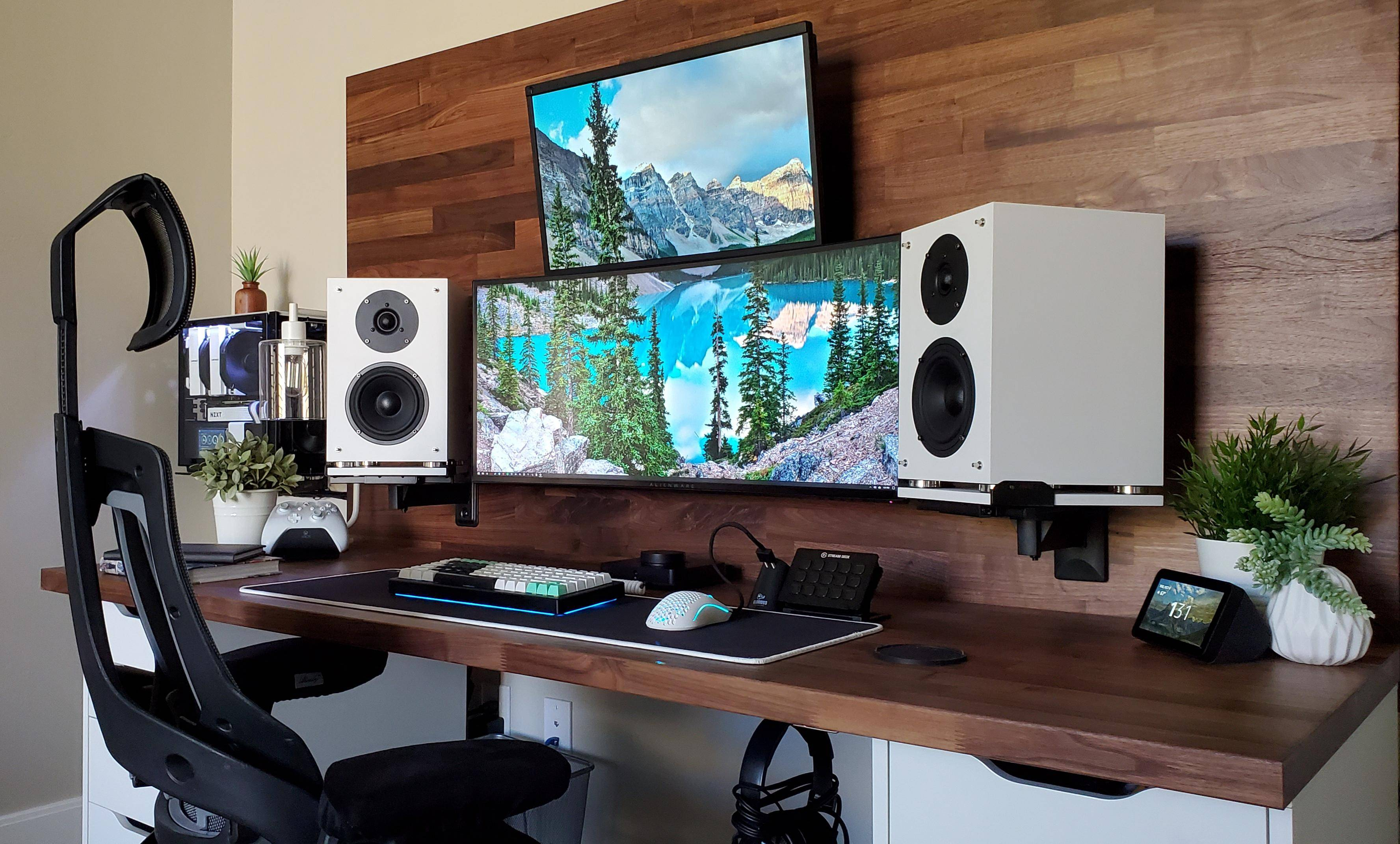 """ChesterWang's Setup - """"Built my first budget PC 5 years ago.. it's a slippery slope."""" 