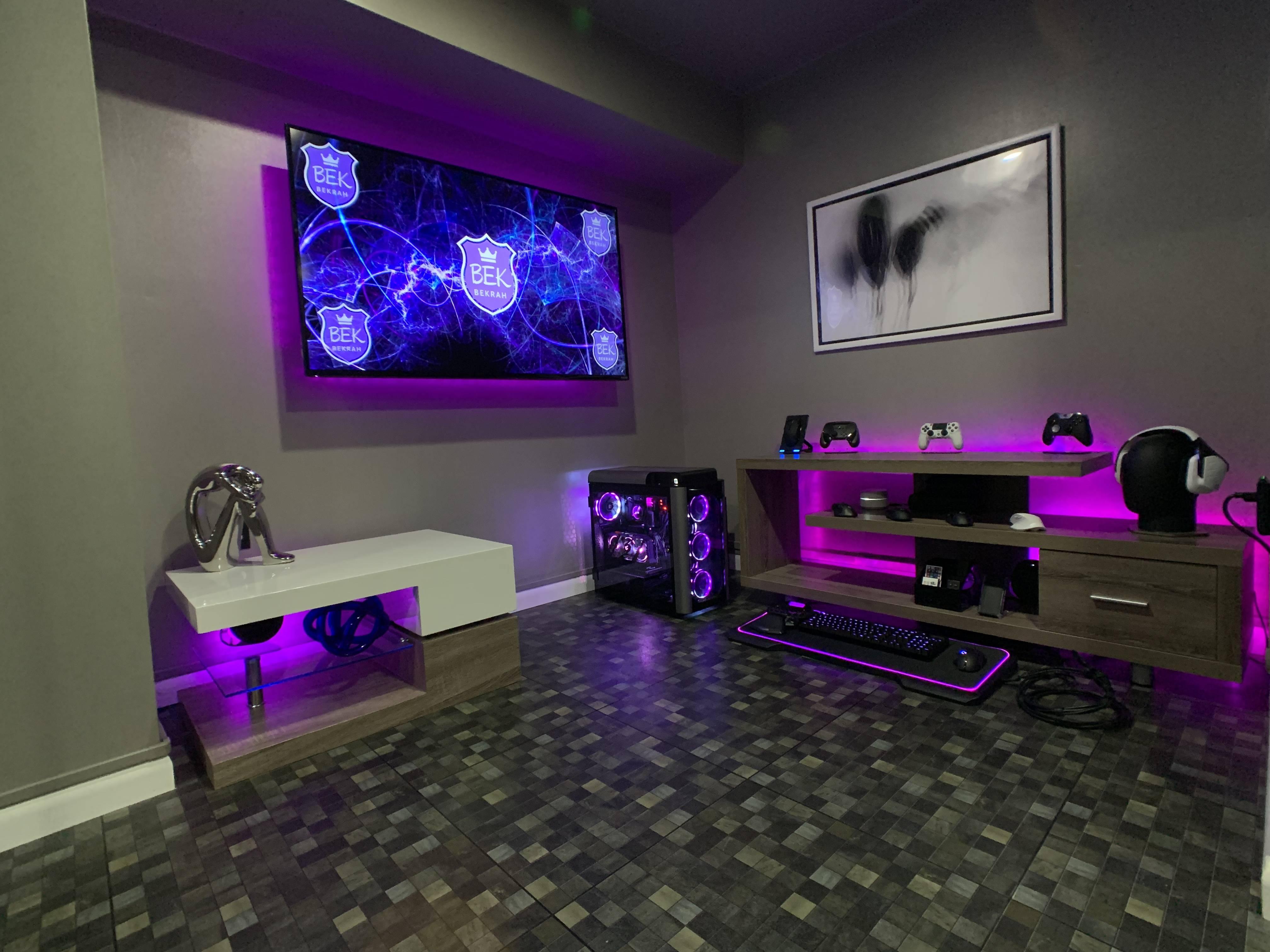 Bekrah's Setup - My Game Room | Scooget