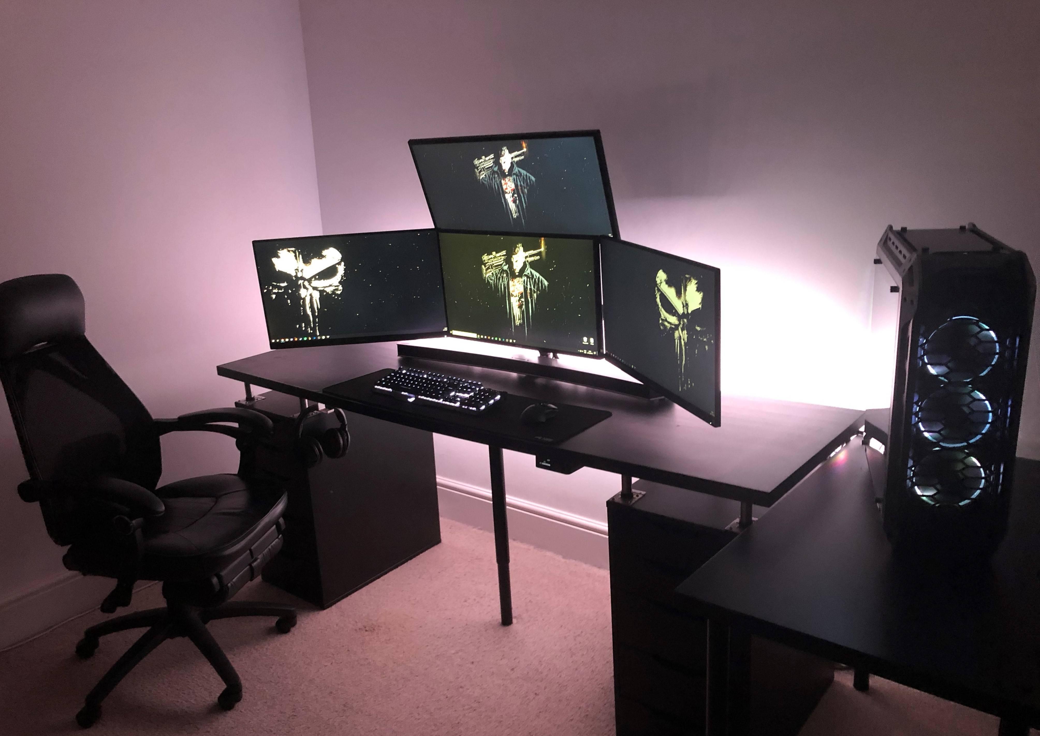 rjangervacio's Setup - The Punisher | Scooget