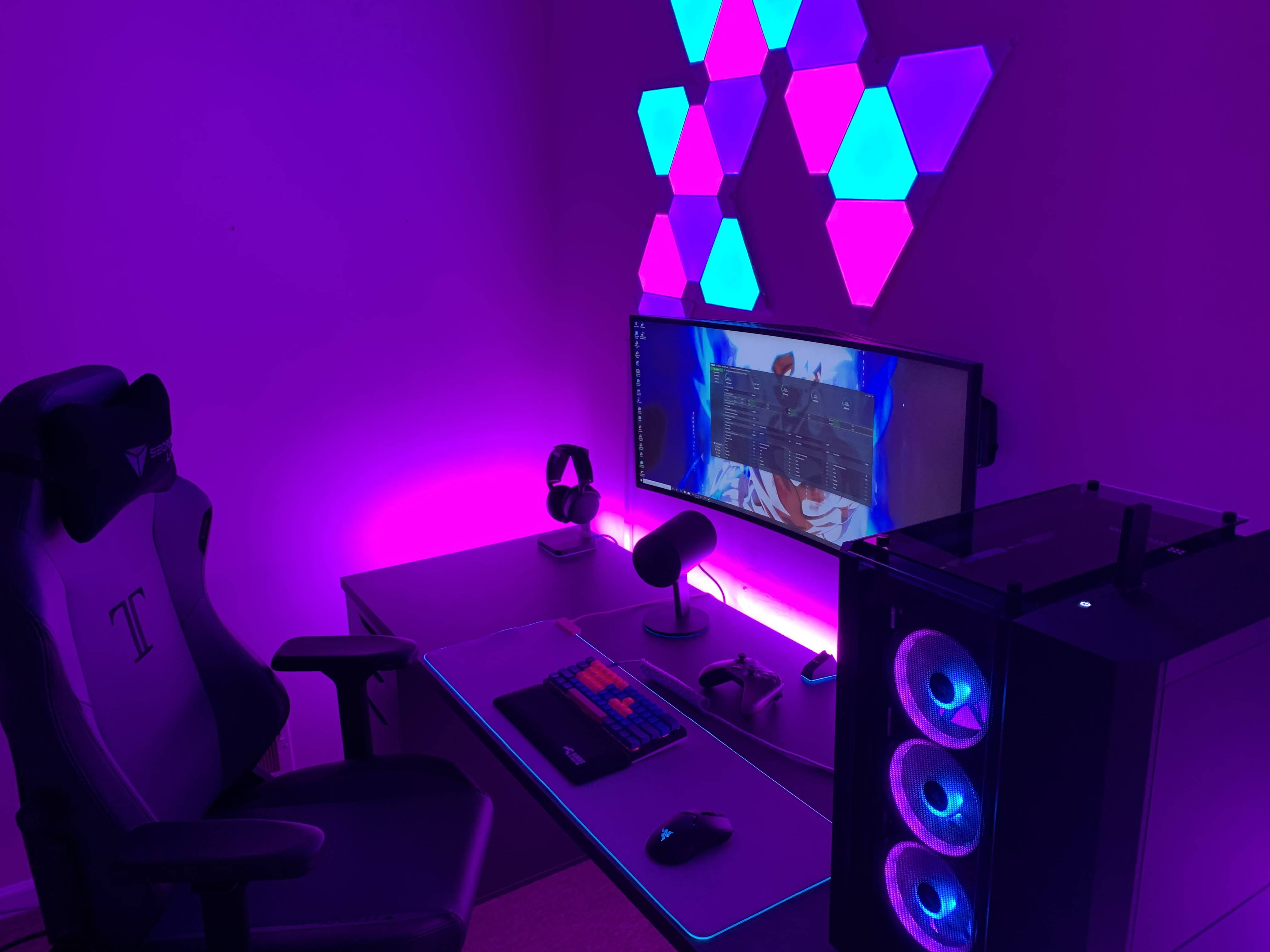 Relentles's Setup - Gaming setup | Scooget