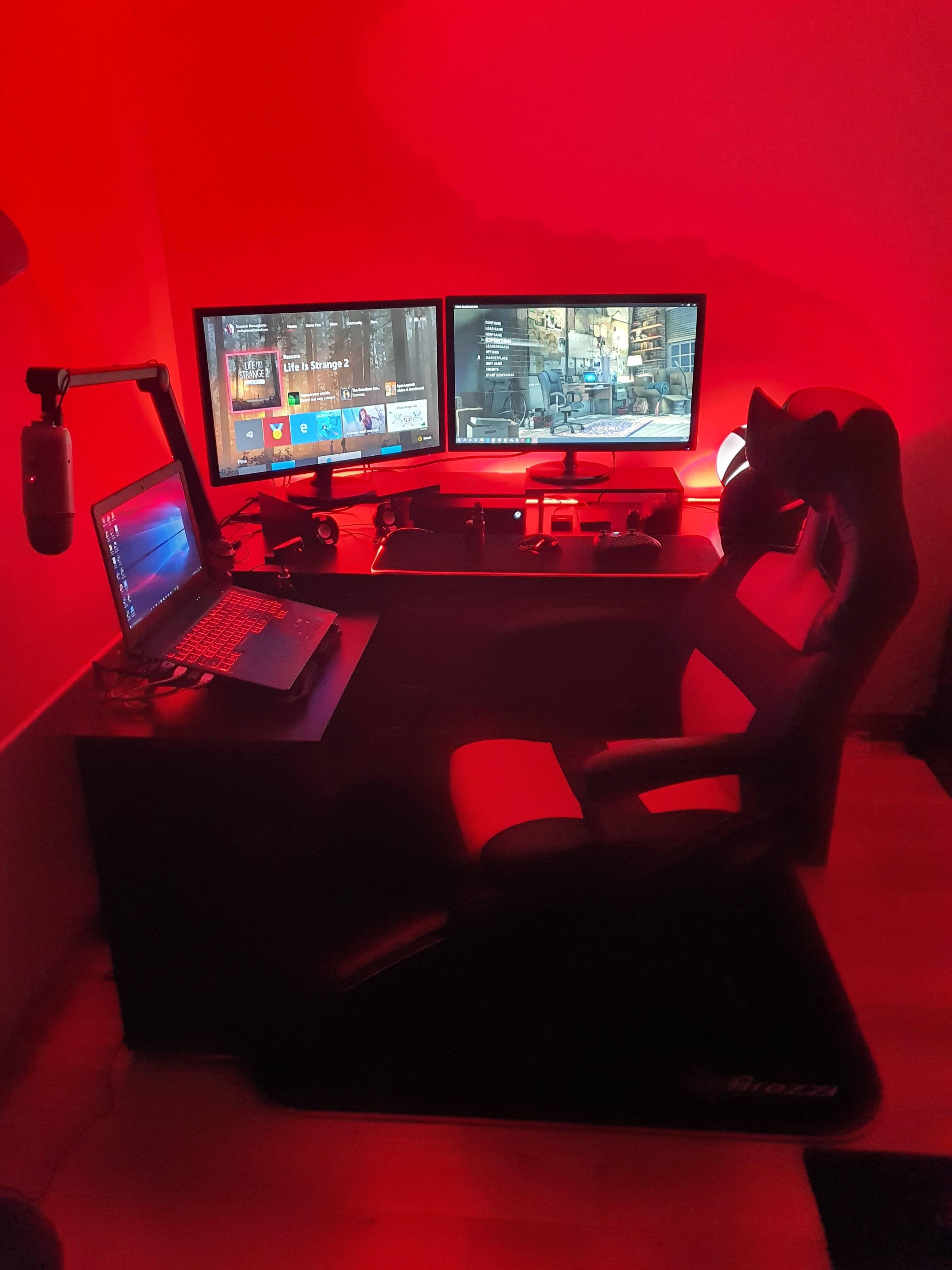 xBIGDOMx's Setup - Gaming Set Up | Scooget