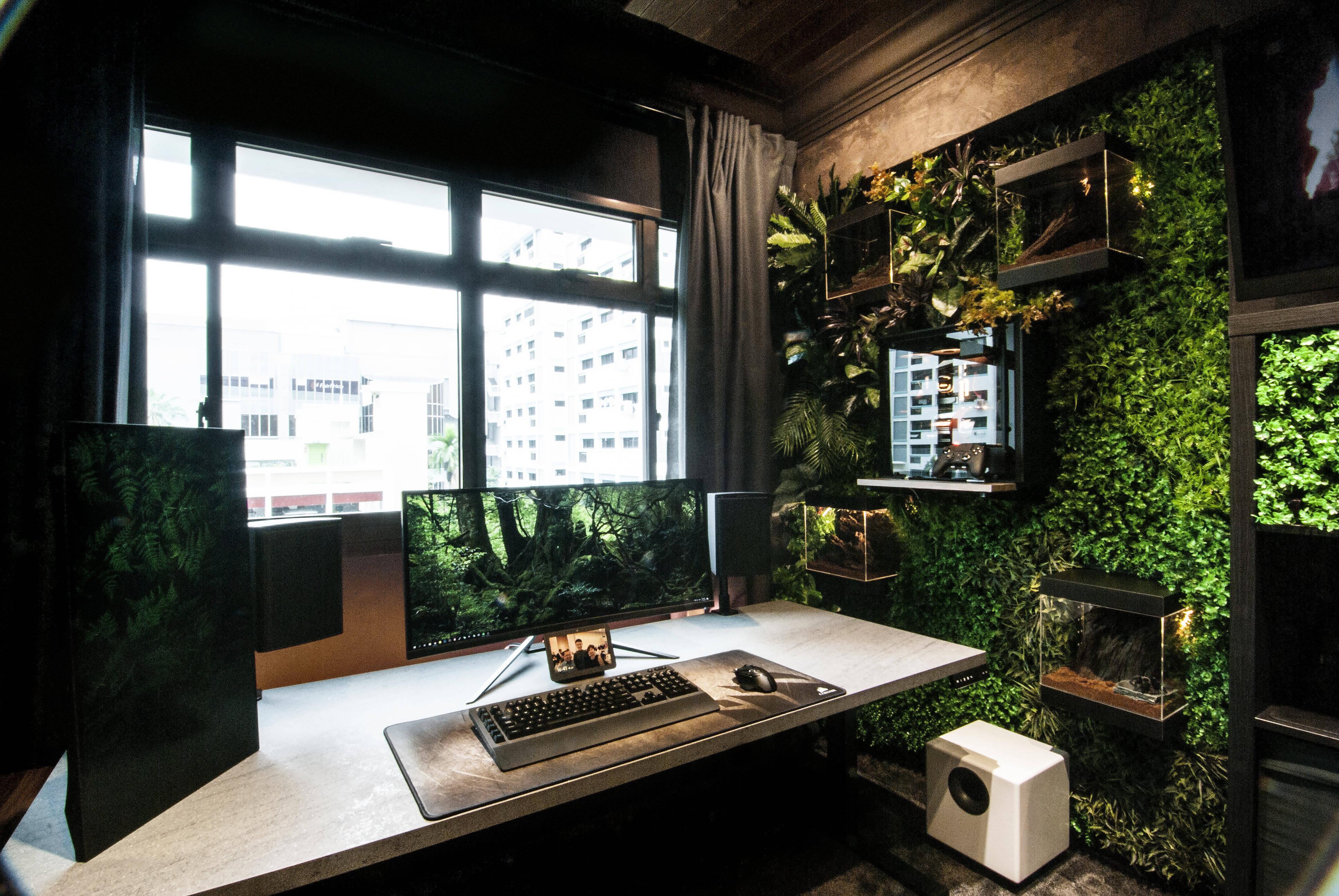 kelvinlee's Setup - Nature meets tech | Scooget