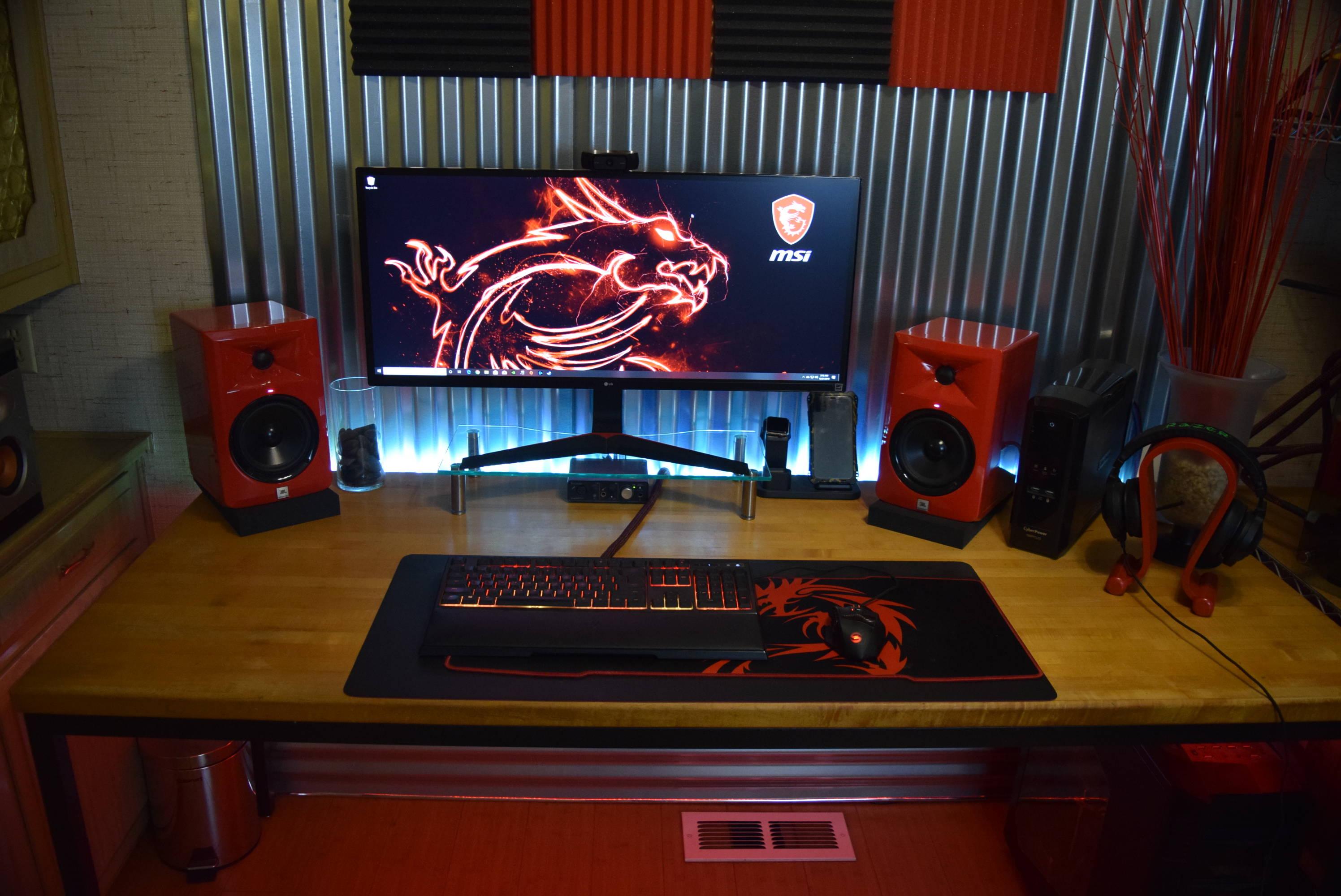 douglaserb's Setup - The Big Red | Scooget