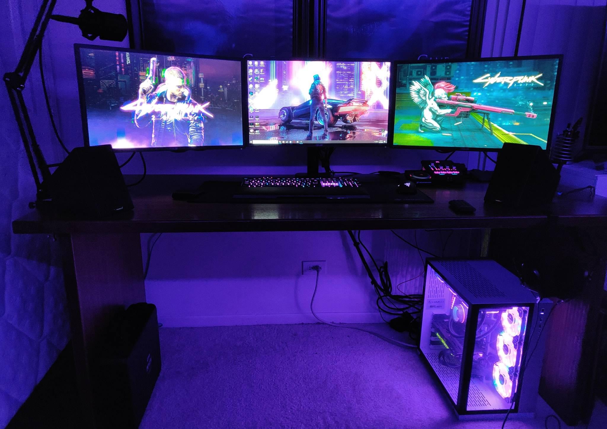 tonybrusic's Setup - Recently upgraded my setup   Scooget
