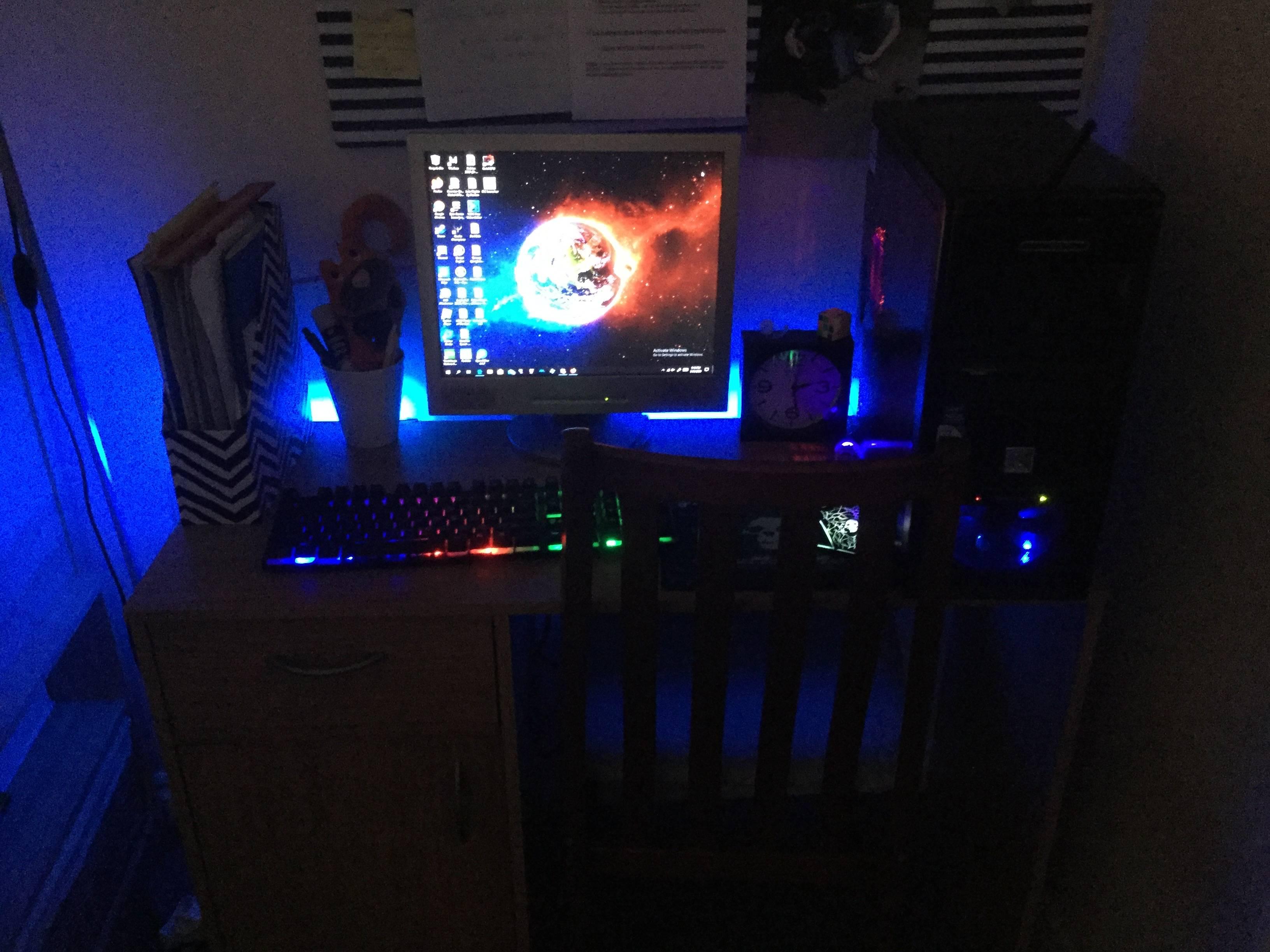 D4rkDreams's Setup - Budget setup slightly upgraded | Scooget