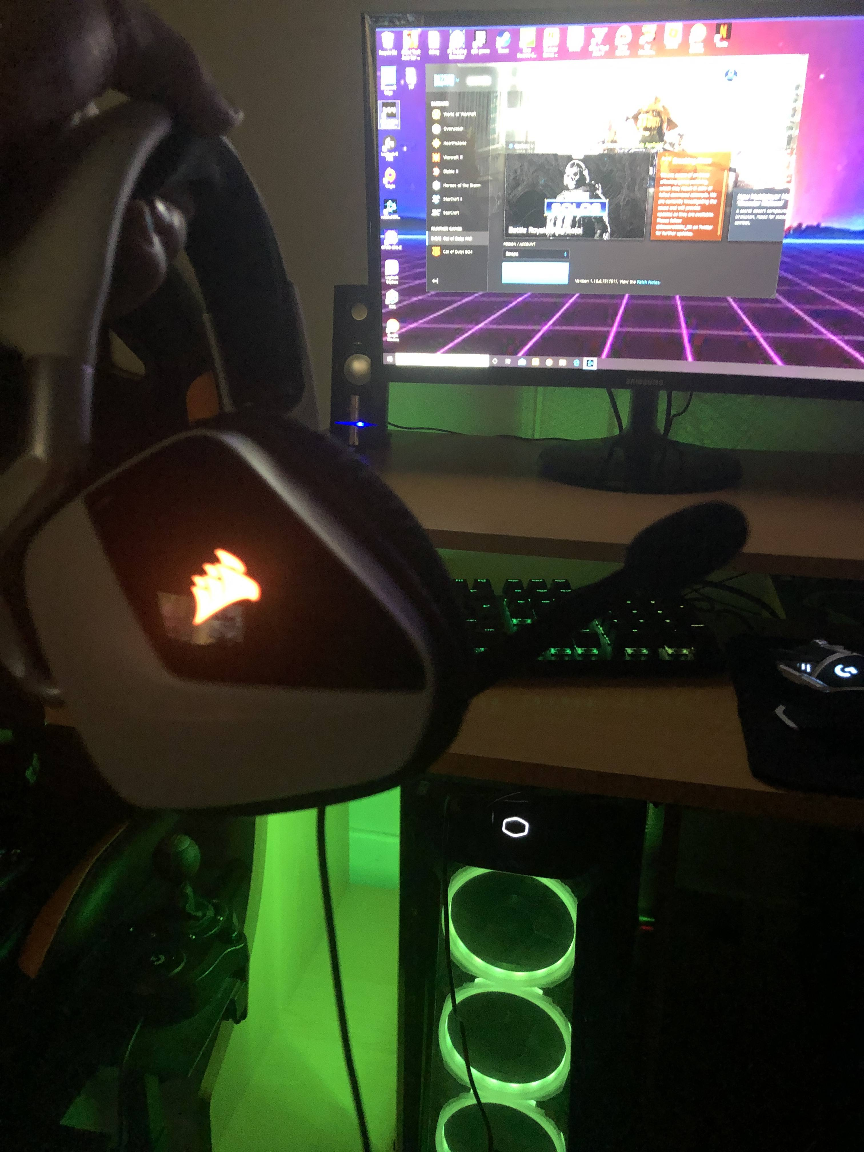 robbiekirby's Setup - Wyvern gaming pc  | Scooget