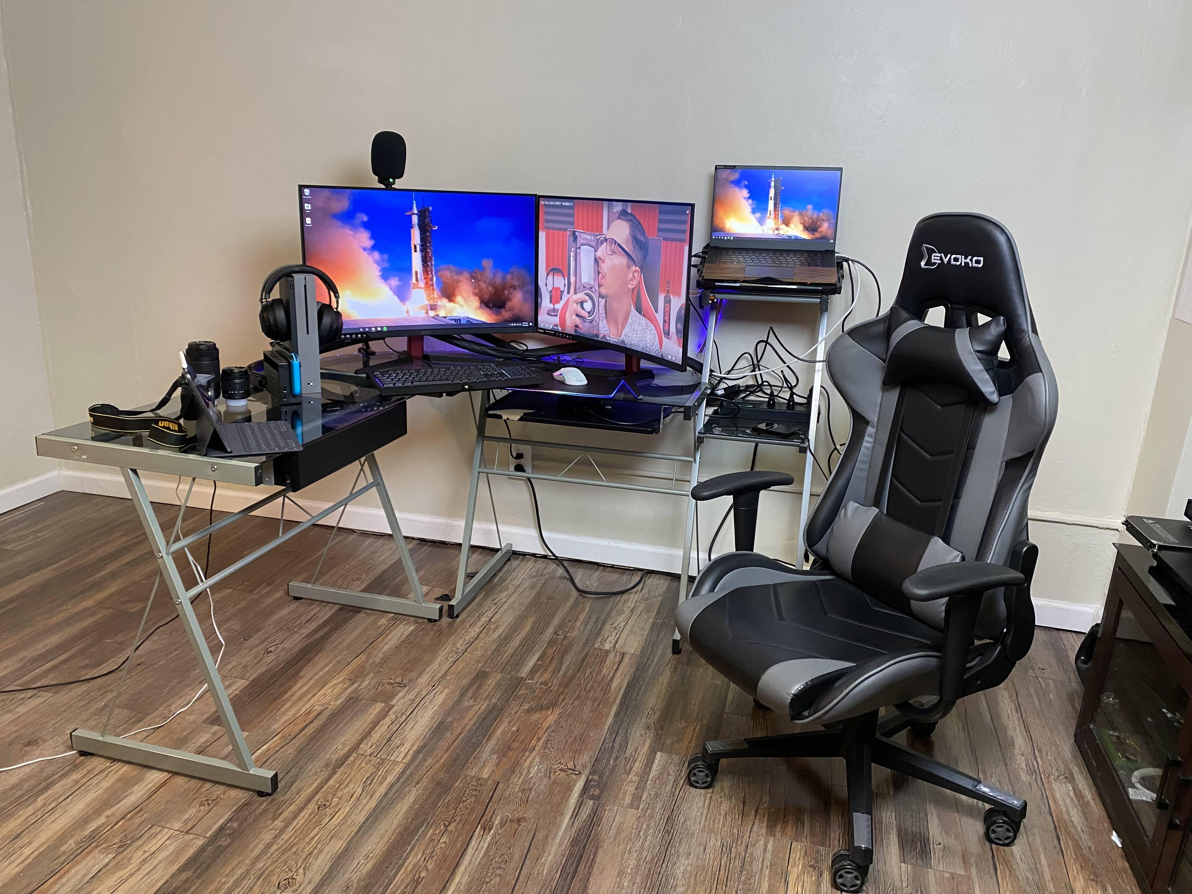 synapseshots's Setup - My gaming setup    Scooget