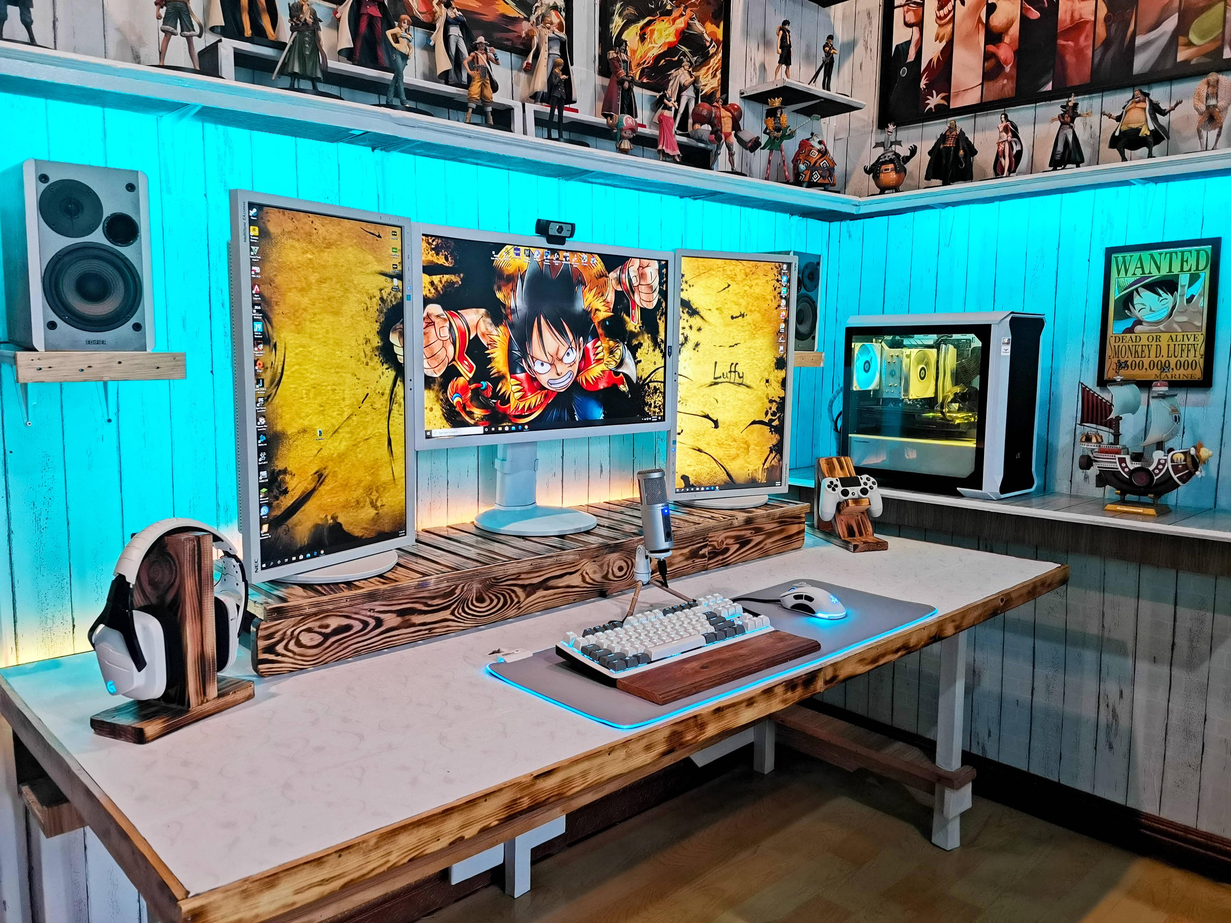 kobedivina's Setup - DIY One Piece Setup | Scooget
