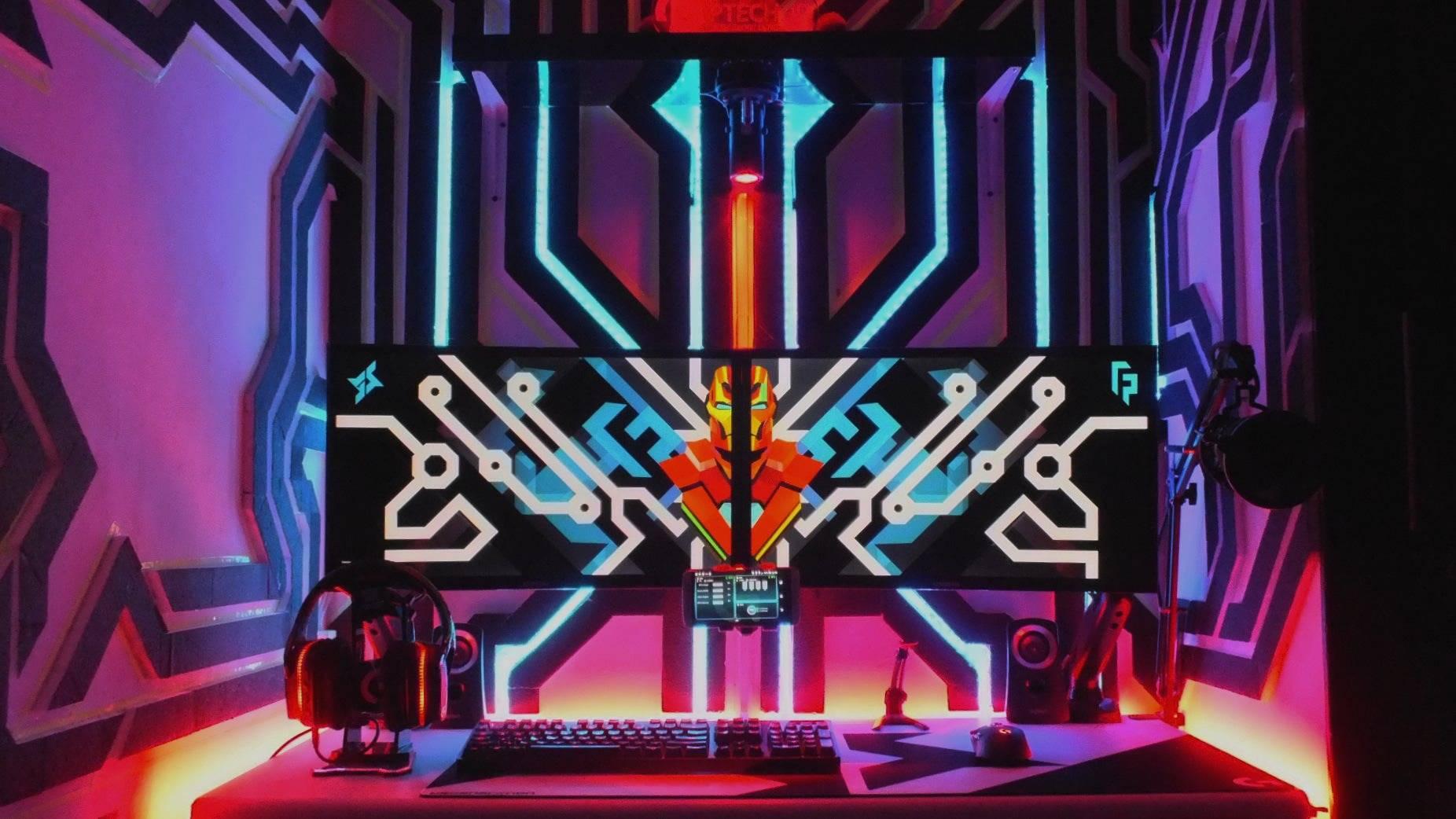 ysgeneration's Setup - Cyberjunk Styroglow | Scooget