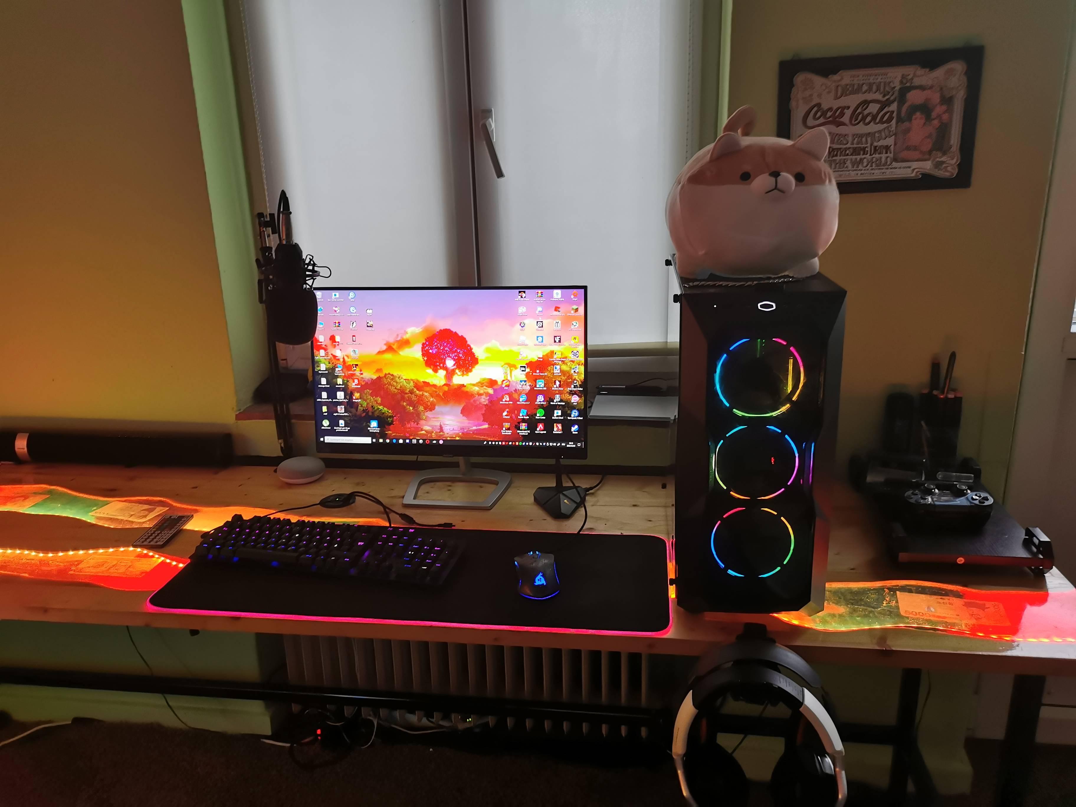 stunter443's Setup - My gaming setup  | Scooget