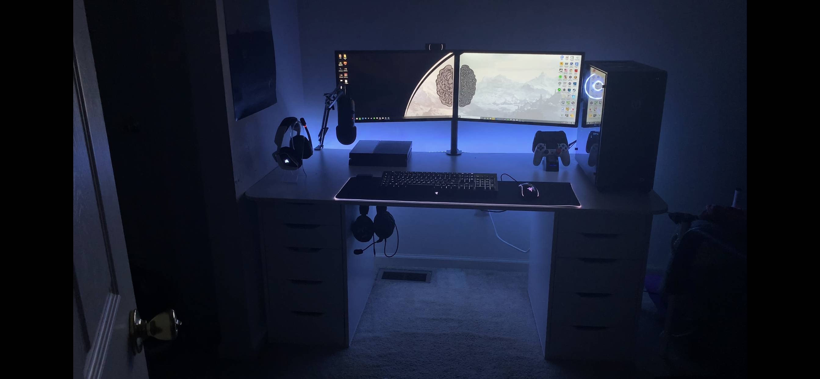 HeatRun's Setup - Frost White Setup | Scooget