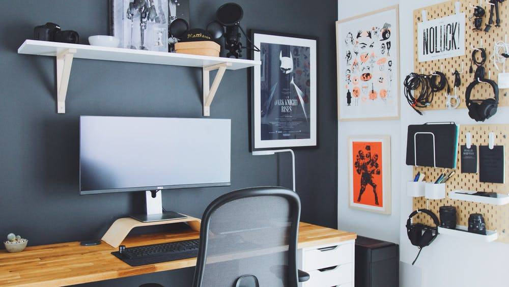 MatthewEncina's Setup - Matthew Encina's Home Office for Designers | Scooget