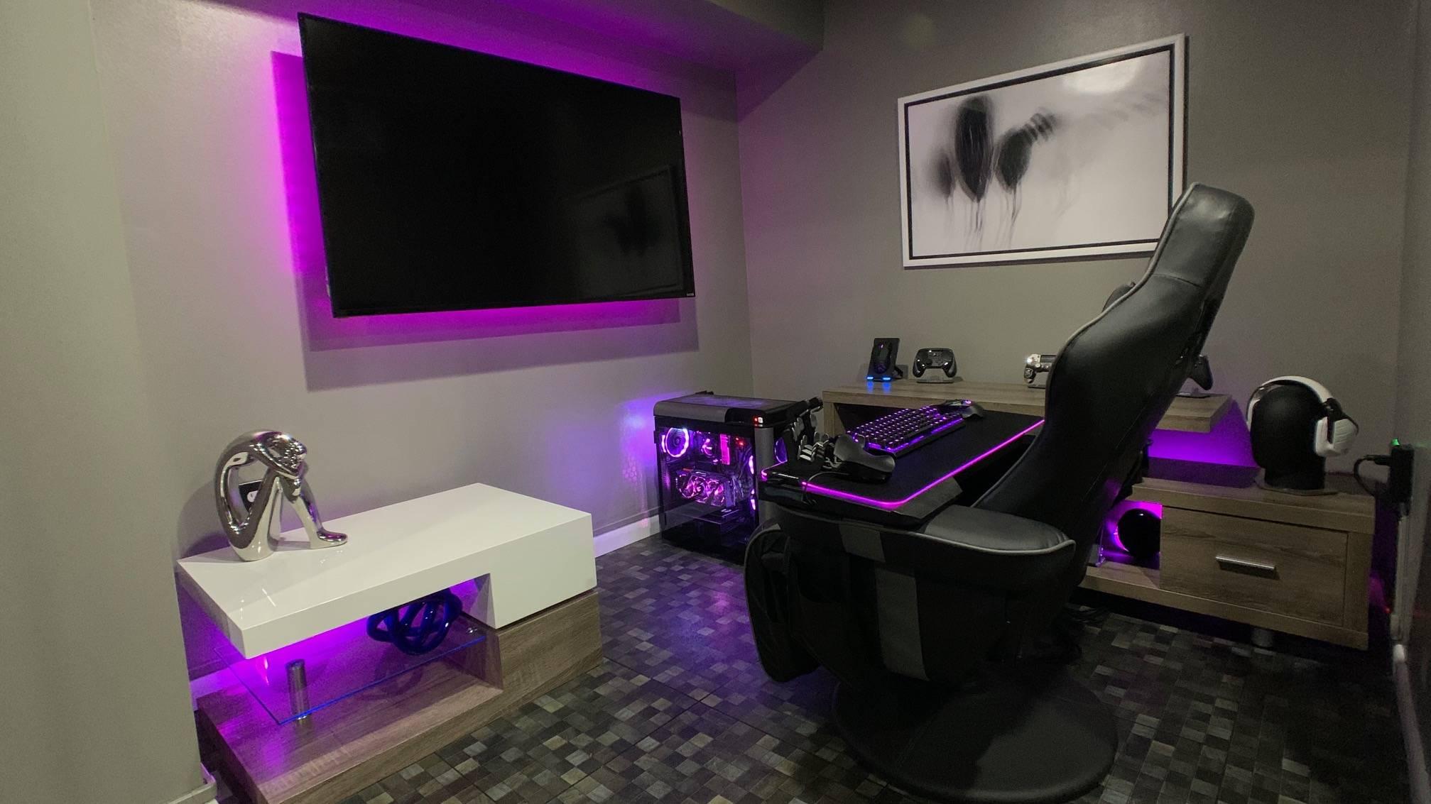 edgaroganesyan's Setup - Bekrah's Ultimate Couch Gaming Setup | Scooget