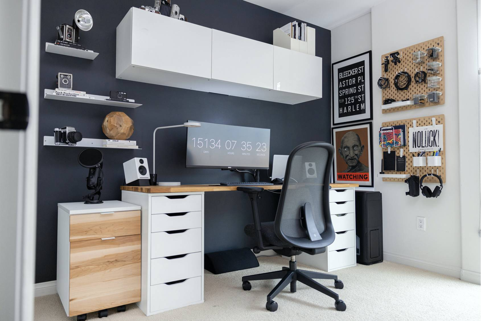 MatthewEncina's Setup - Organized Home Office – 2020 Update | Scooget