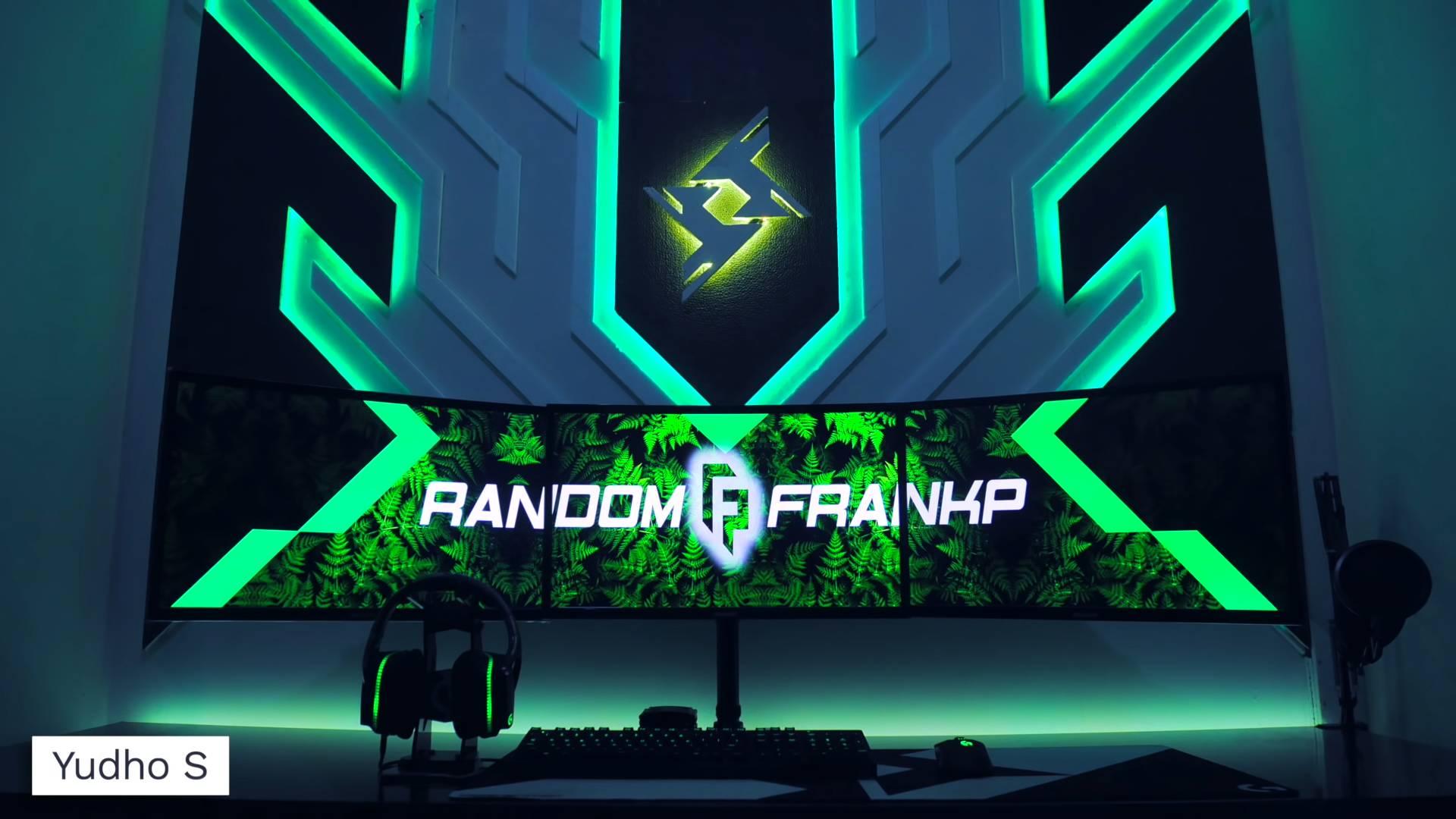 ysgeneration's Setup - CYBERJUNKPROJECT | Randomfrankp | Room Tour Project 212 - BEST Gaming Setups! | Scooget