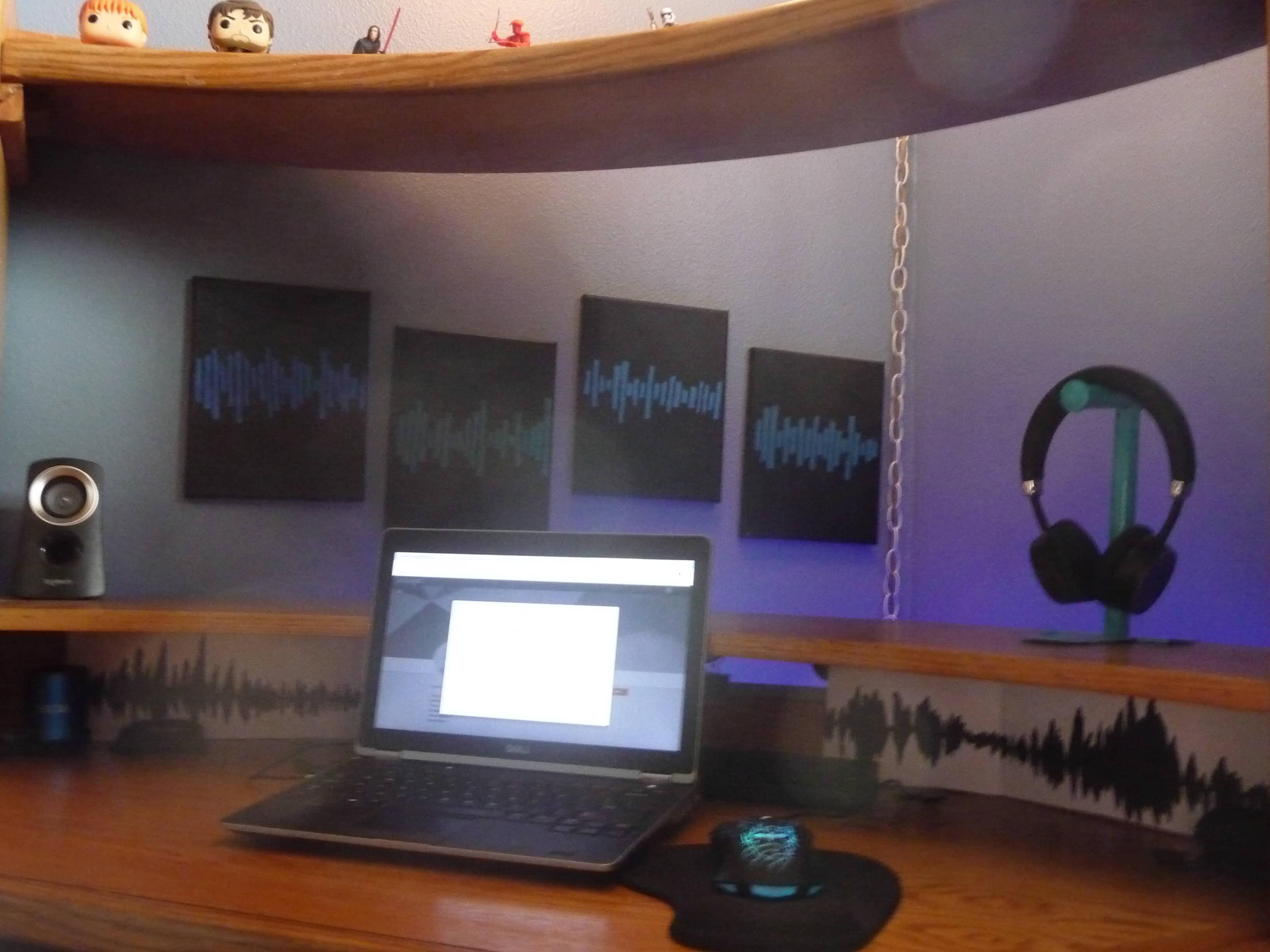Jj3009's Setup - Laptop Setup | Scooget