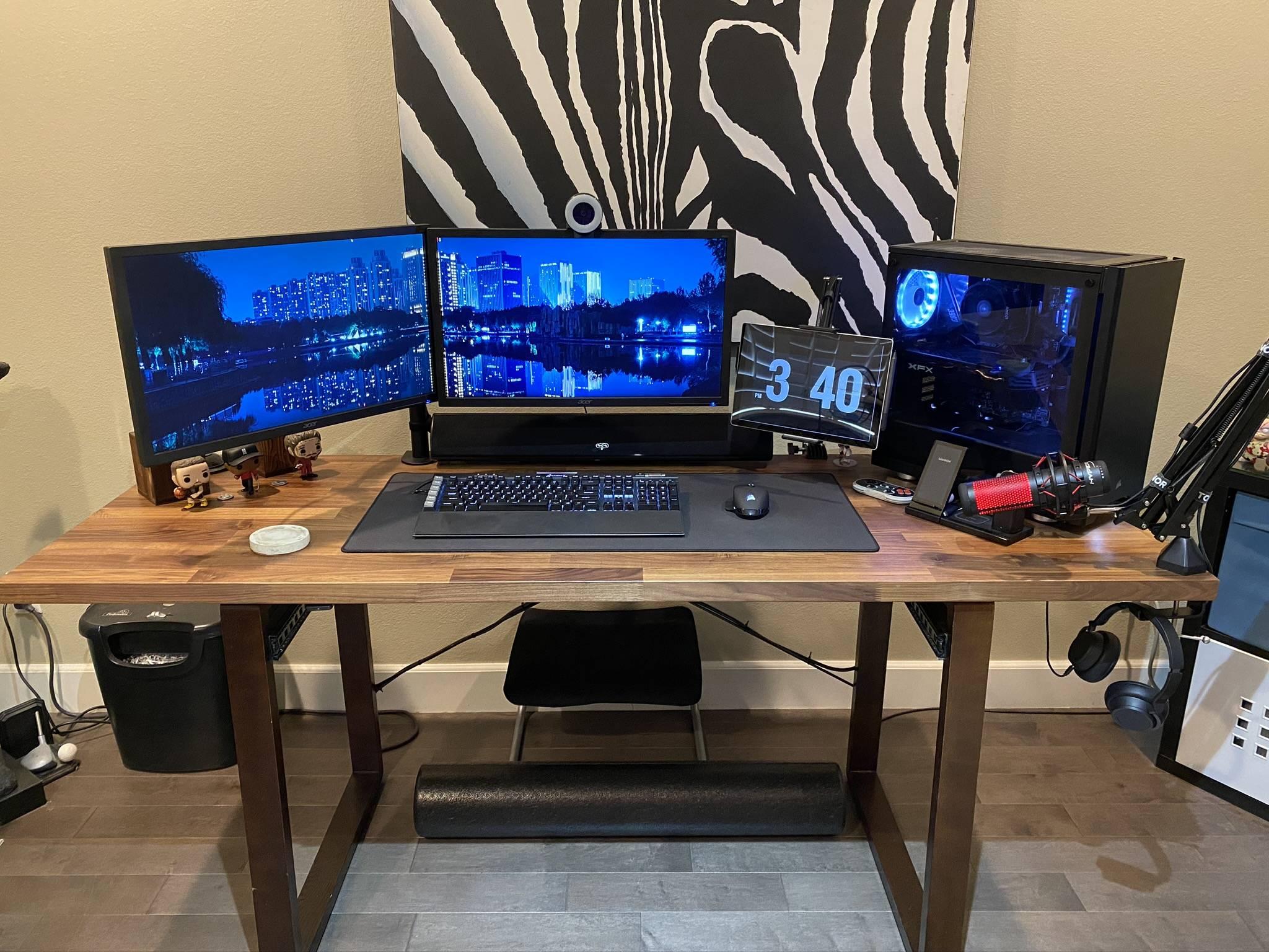 mikisslick's Setup - WFH / Gaming / Chill Setup Ver. 2 | Scooget