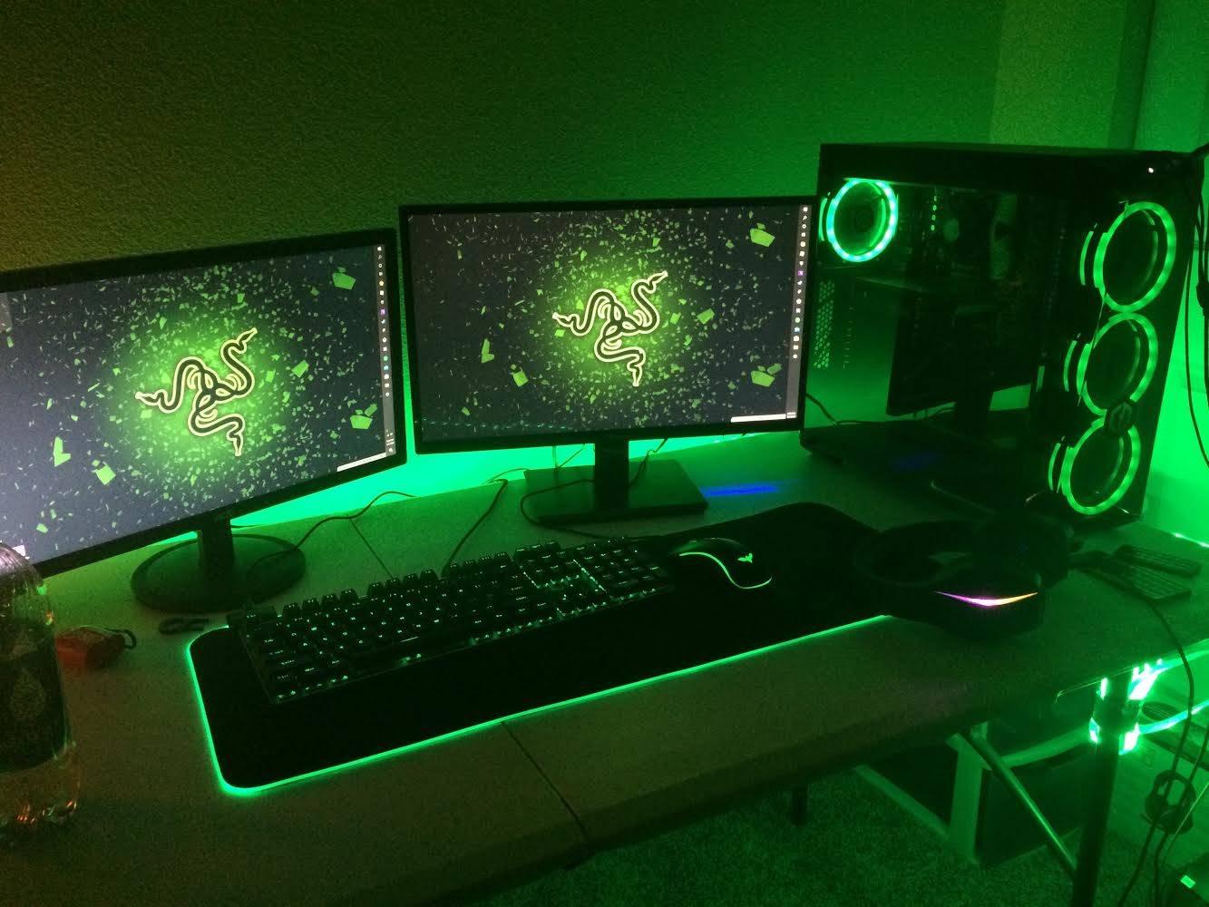 bethdowner's Setup - Gaming Setup | Scooget