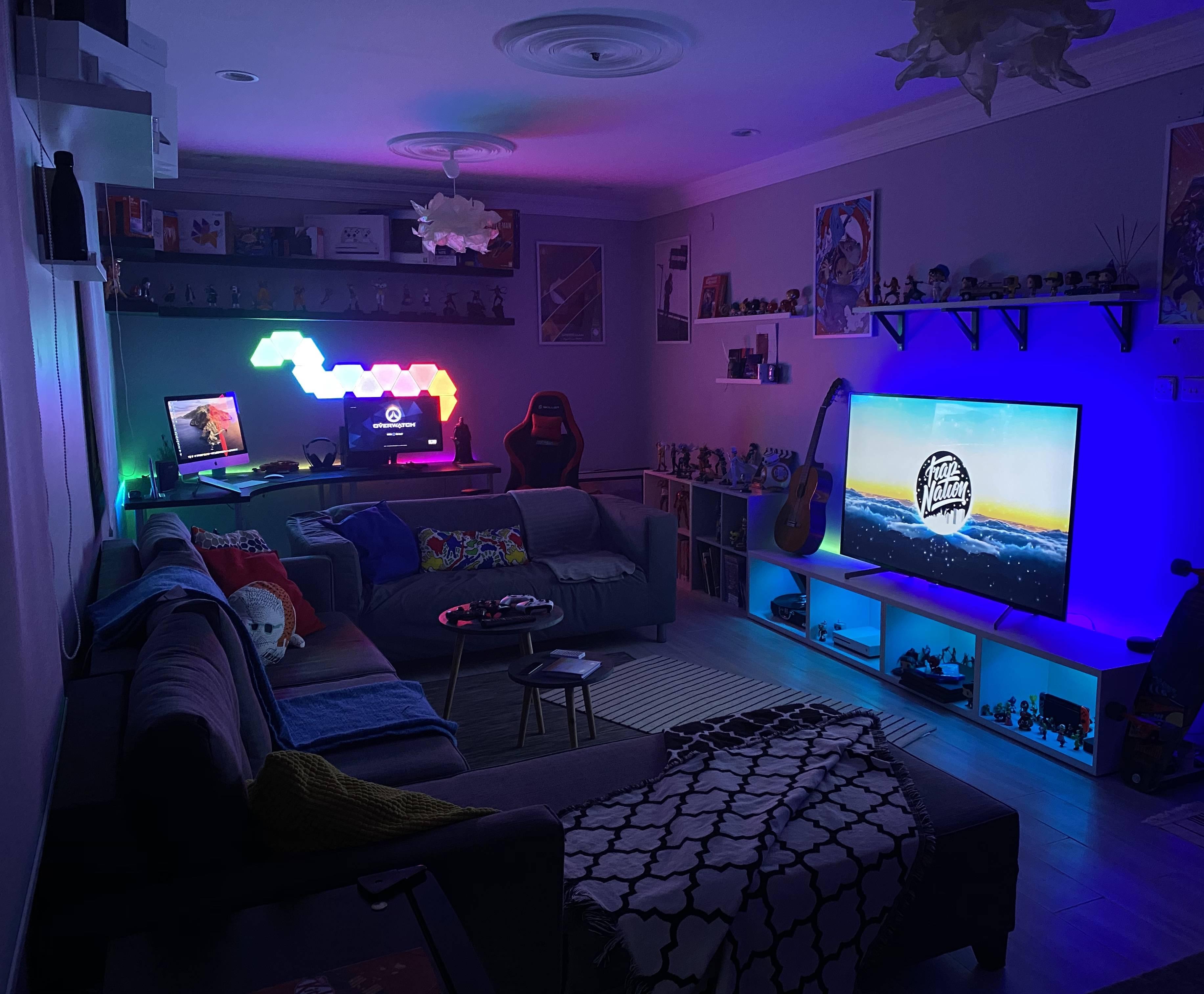 Nawaf1's Setup - My gaming room  | Scooget
