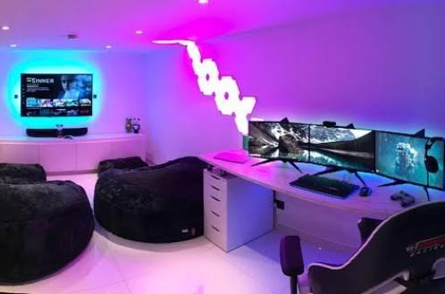 KriFans's Setup - Gaming room | Scooget