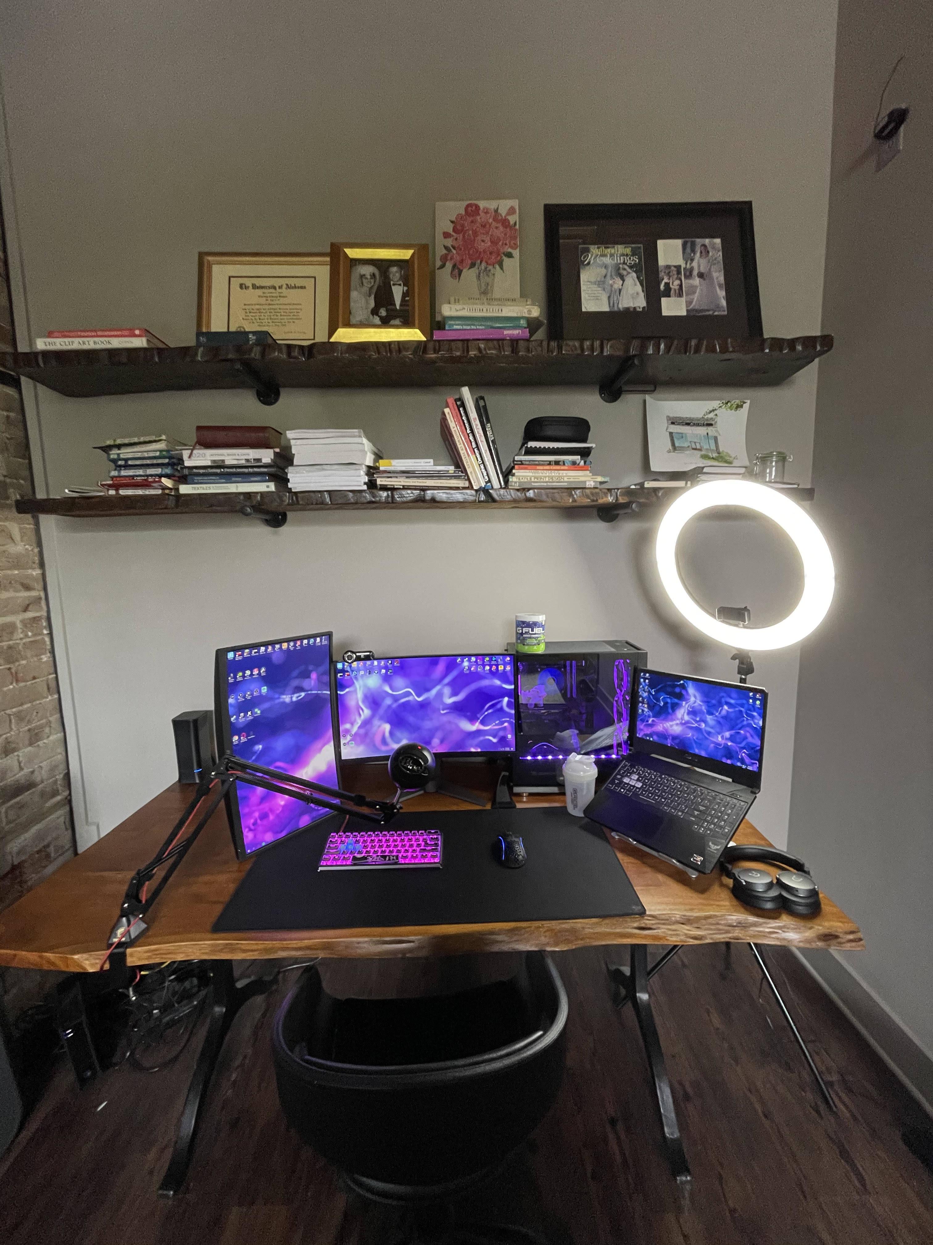 ExhaleFN's Setup - My Fortnite Gaming Setup | Scooget